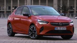 Der neue Opel Corsa-e - Das Exterieur Design