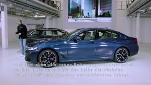 Die neue BMW 5er Reihe Highlights