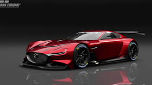 Mazda RX-Vision GT3 Concept - Die Designstudie wird zum virtuellen Renner