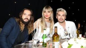 Heidi Klum im Schlemmerglück: Bill Kaulitz verwöhnt seine Schwägerin zum Geburtstag