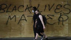 USA: Protestnacht verläuft etwas friedlicher