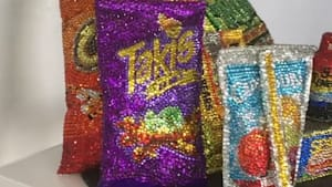 TikTok creator bedazzles some of your favorite snacks