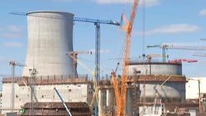Litauen: Protest gegen Atomstrom aus AKW Astravets