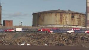 Putins Anpfiff wegen der Ölpest