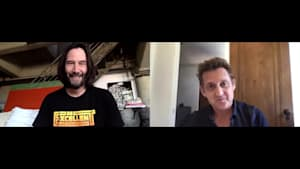 Keanu Reeves And Alex Winter's Surprise San Dimas High School Grads