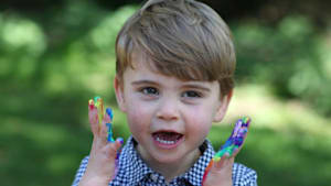 Why Prince Louis almost never had a royal title