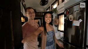 This couple downsized to a tiny home to focus on the important things in life