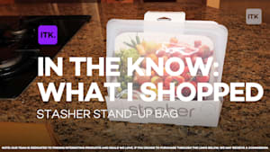 How a Stasher Bag can be used in many different ways