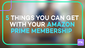 Things you didn't know you could get with your Amazon Prime membership