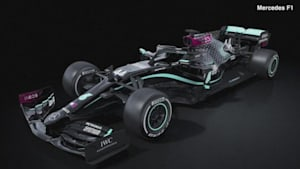 Mercedes Takes Stand Against Racism and Switches From Silver to Black Paint for 2020 F1 Season