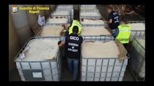 """Rekordfund: 14 Tonnen der IS-Droge """"Captagon"""" sichergestellt"""