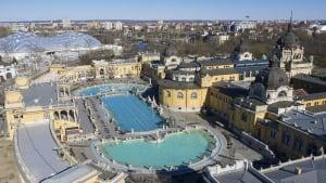 Start-Signal für Budapest-Tourismus: Széchenyi-Thermalbad wieder offen