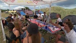 Festival in Dänemark: Party machen mit Corona-Auflagen