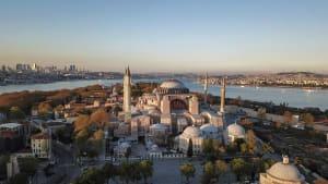 Hagia Sophia soll Moschee werden: Gericht entscheidet in den kommenden Tagen