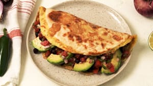 Tortilla omelet is an instantly iconic breakfast