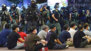 "Diplomatischer Streit um Hongkong voll enbrannt: ""Sehr besorgniserregend"""