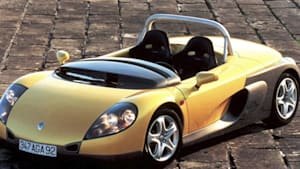 25 Jahre Renault Sport Spider