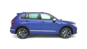 Elektrifiziert und dynamisiert - Weltpremiere des neuen Volkswagen Tiguan