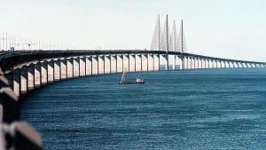 20 Jahre Öresundbrücke: Geburtstagsständchen von Lukas Graham