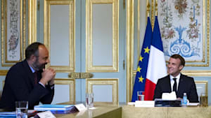 Machtkampf im Elysée? Macron wechselt Ministerpräsident Philippe aus