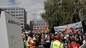 Air France-Rettung: Droht trotz Finanzhilfe ein Stellenabbau?
