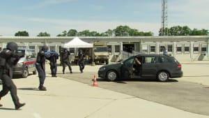 """Bilaterale Grenzschutzübung in Nickelsdorf: """"Wer sich nicht vorbereitet..."""""""