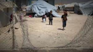 ISIS-Kinder europäischer Eltern kehren langsam aus Flüchtlingslagern zurück.