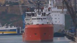 Rettungsschiff Ocean Viking erreicht Sizilien