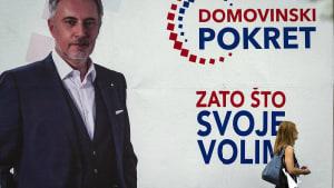 Rechtspopulistischer Schlagerstar Skoro erreicht in Kroatien 10%