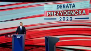 Solo-Show statt TV-Duell: Fronten vor Stichwahl in Polen verhärtet