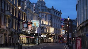 Rettungspaket für britische Theater und Museen