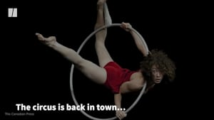 Montreal Circus Festival Returns With Secret Shows