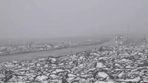 Alles anders im Sommer 2020? Schnee im Juli in Norwegen