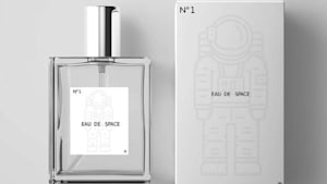 This fragrance smells like outer space