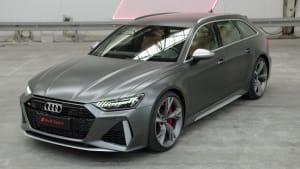 Der neue Audi RS 6 Avant - Die Fakten