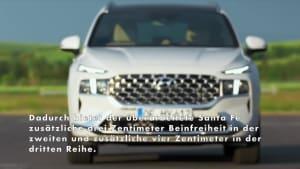 2021 Hyundai Santa Fe - Allradantrieb und Geländemodi