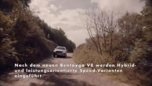 Der neue Bentley Bentayga - Der Ultimative Luxus-SUV