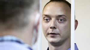 Russland: Investigativ-Journalist als angeblicher Nato-Spion festgenommen