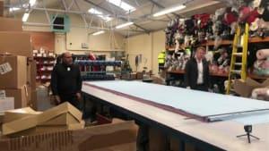 Covid-19 in Leicester: Textilfabriken als Brandbeschleuniger?