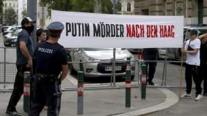 Exil-Tschetschenen machen Putin für Mord in Wien verantwortlich