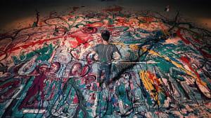 Das größte Gemälde der Welt - geschaffen für einen guten Zweck