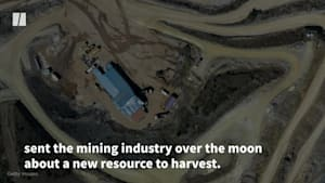 5 Things To Know About Moon Mining