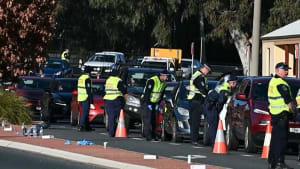 Melbourne nach Corona-Anstieg wieder im Lockdown