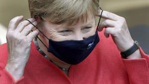 Merkel wirbt im EU-Parlament für Wiederaufbaufonds