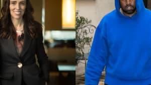 Jacinda Arden wurde auf peinlichster Weise über Kanye West befragt