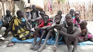 Kampf gegen Hunger - Hilfsorganisation Oxfam fordert umfassende HIlfe