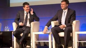 Paschal Donohoe wird neuer Chef der Eurogruppe