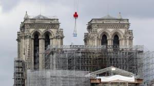 Doch kein Glasturm: Notre-Dame wird originalgetreu wiederaufgebaut
