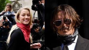 Johnny Depp: Kopfnuss für Amber Heard war ein Versehen