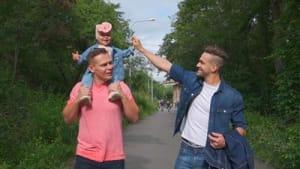 Diese stolzen Väter trotzten den Chancen, eine Familie zu gründen